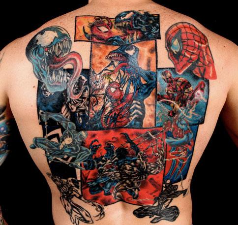 spiderman_tattoo