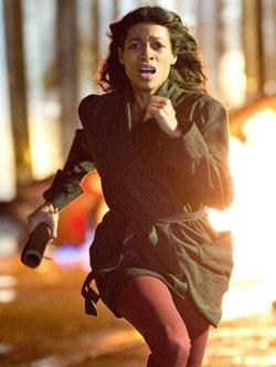 Rosario Dawson in 'Trance'.