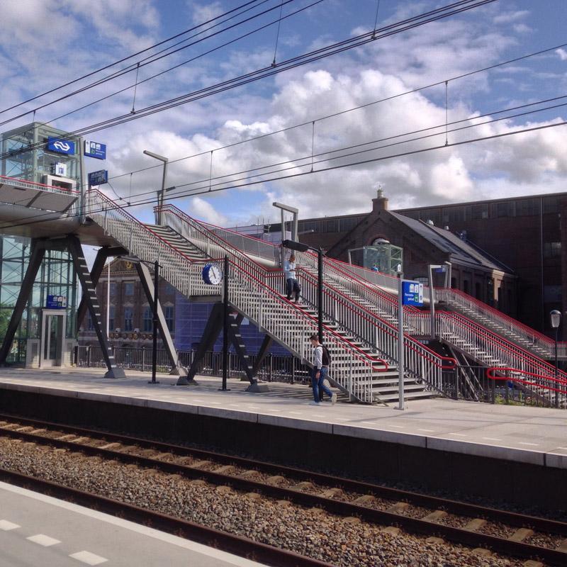 trap-station-halfweg