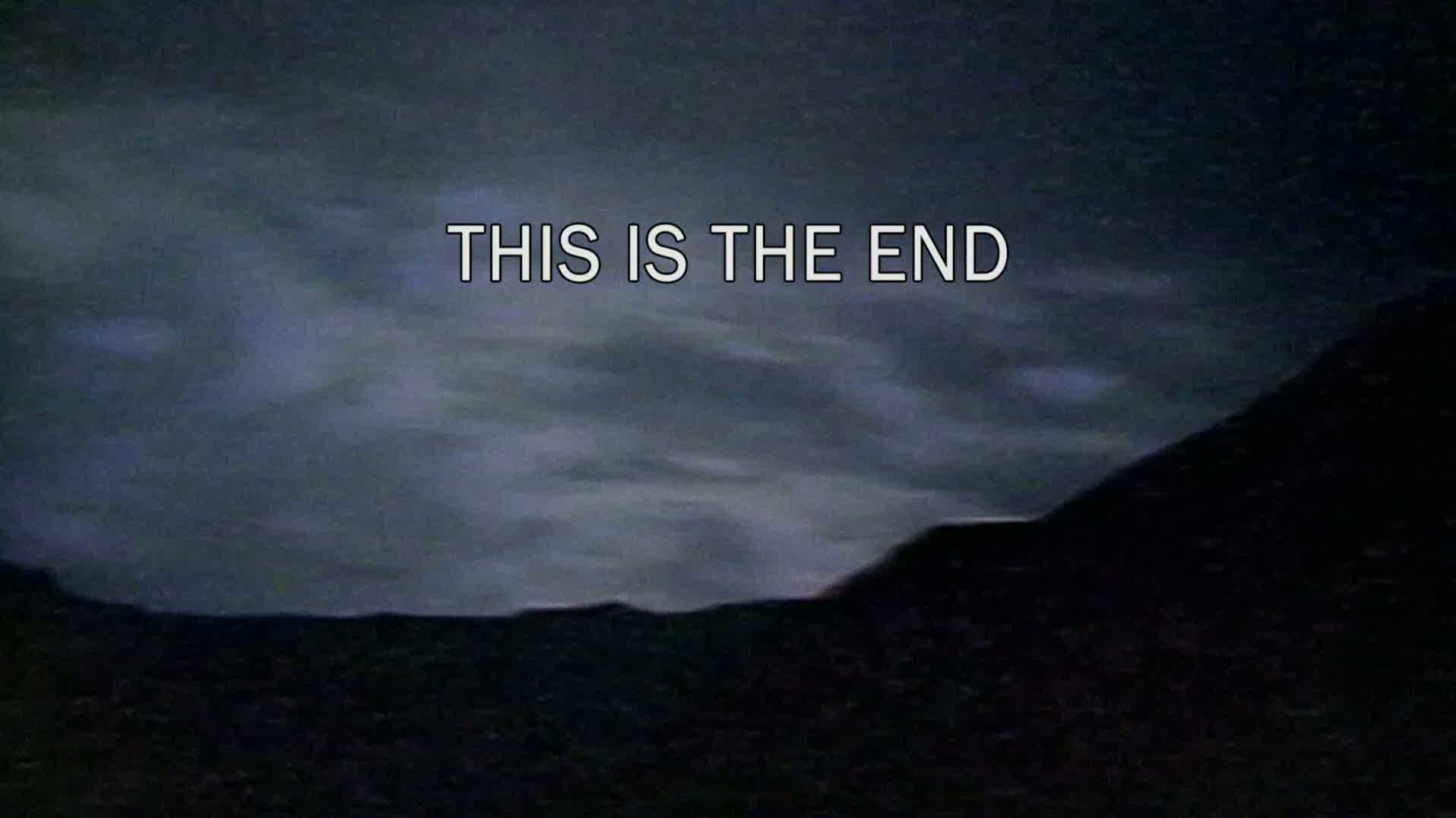 x files the end