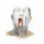 Han Hoogerbrugge: 'De grap zit soms heel erg in de verte'