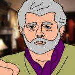 George Lucas Strikes Back!