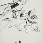 Originele Batman-tekening van Frank Miller levert kleine half miljoen op