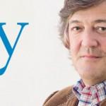 In de rij voor Stephen Fry