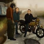 Hisko Hulsing: 'Junkyard gaat over noodlot en toeval'