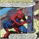 Spidey's web: Spider-Mans zelfportretten