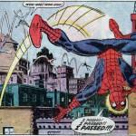 Spidey's web: Boek ingeleverd