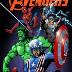 Spidey's web: Classic TV Avengers
