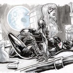 Spidey's web: Black Cat versus Catwoman