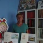 Stripliefde: Suske en Wiske, Nero en De Rode Ridder