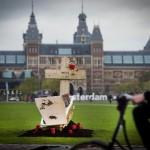 Graf van Wiske op Museumplein