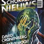 Milan Hulsings kunstzinnige cover voor Schokkend Nieuws