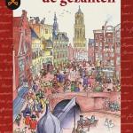 Stripalbum over de Vrede van Utrecht