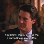 Schenk de koffie maar in: Twin Peaks komt terug