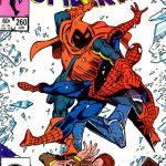 Cover Amazing Spider-Man #260