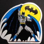 Batman-sticker