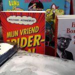Spider-Man naast Heer Bommel