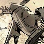Motion comics expositie: Strips in beweging