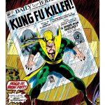 Daily Bugle: Iron Fist
