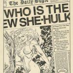 Daily Bugle: She-Hulk