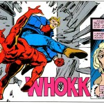 Stripplaatje onder de loep: Een held zonder angst