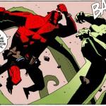 Stripplaatje onder de loep: Duivelsjongen als held