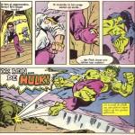 Stripplaatje onder de loep: De transformaties van de Hulk