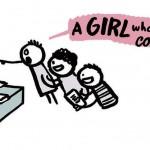 Ophef over het negeren van vrouwelijke stripmakers