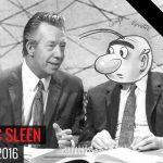 Marc Sleen overleden (1922-2016)