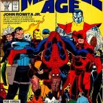 Minneboo leest: Marvel Age