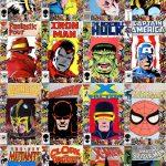 25 jaar Marvel