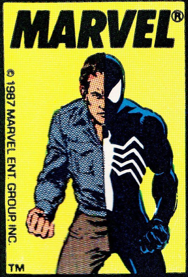 Spider-Man in de hoek – Michael Minneboo