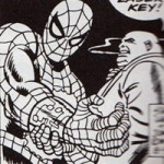 Spidey's web: Bedacht Stan Lee de elektronische enkelband?