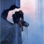 Spidey's web: Spider-Man door Moebius