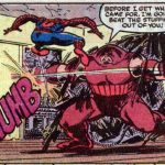 Spider-Man vs. Juggernaut