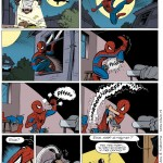 Spidey's web: Spider-Man door Gerben Valkema