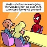 Spidey's web: Wonderbaarlijke Spinnemannen