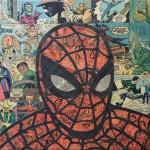 Spidey's web: Spider-Man collages van Mike Alcantara
