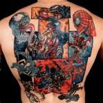 Spidey's web: Spider-Man op je huid