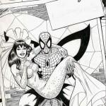 Spidey's web: Spider-Mans trouwfoto's