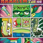 Vlog: Deze stripmakers interview ik op de Stripdagen Haarlem