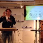 Vlog: Jean-Marc van Tol tekent Fokke & Sukke