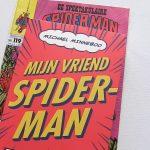Vlog: Mijn eerste brief in een Spider-Man-comic