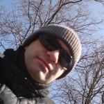 Winters zelfportret